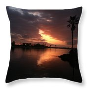 Sun Dreams  Throw Pillow