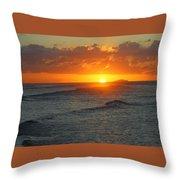 Sun Isabela Throw Pillow