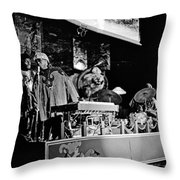 Sun Ra Arkestra At The Red Garter 1970 Nyc 5 Throw Pillow