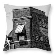 Sun Studio Collection Throw Pillow