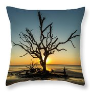 Sun-up Throw Pillow