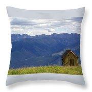 Sun Valley Throw Pillow