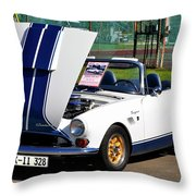 Sunbeam Tiger Throw Pillow