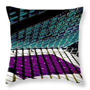 Sunbeaming Throw Pillow