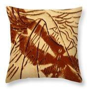 Sunblest - Tile Throw Pillow