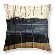 Sunburst Throw Pillow by Brian Drake - Printscapes