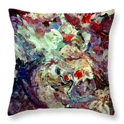 Sundae Social Throw Pillow