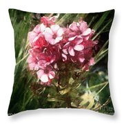 Sundappled Throw Pillow