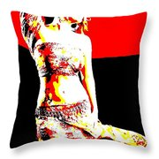 Sundaram Throw Pillow