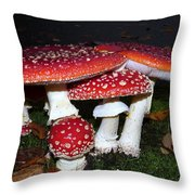 Sunday November 1 2015 Throw Pillow