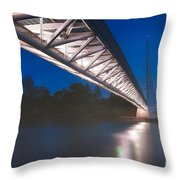 Sundial Bridge 4 Throw Pillow