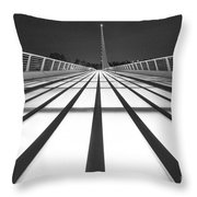 Sundial Bridge 9 Throw Pillow