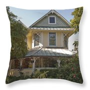 Sundy House Throw Pillow