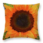 Sunflower 12118-3 Throw Pillow