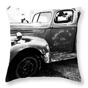 Sunland Park Throw Pillow