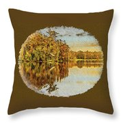 Sunny 3 Throw Pillow