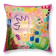 Sunny Day 1 Throw Pillow