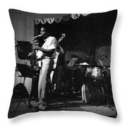 Sunny Murray 1 Throw Pillow