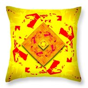 Sunny Thoughts Throw Pillow