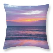 Sunrise 16-11-15 Throw Pillow
