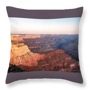 Sunrise At Pima Point 2 Throw Pillow