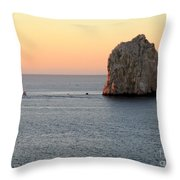 Sunrise Cabo 2 Throw Pillow