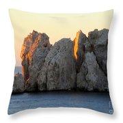 Sunrise Cabo 3 Throw Pillow