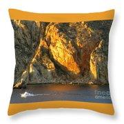 Sunrise Cabo 4 Throw Pillow