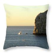 Sunrise Cabo 5 Throw Pillow