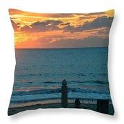 Sunrise For Mc Throw Pillow