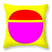 Sunrise Sunset Throw Pillow by Eikoni Images