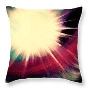 Sunrise Symphony Throw Pillow