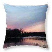 Sunrise Till Sunset Throw Pillow