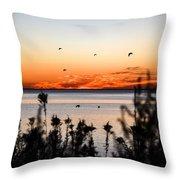 Sunrise1 Throw Pillow