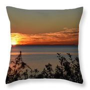 Sunrise4 Throw Pillow