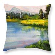 Sunriver Throw Pillow
