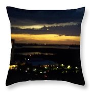 Sunset 0002 Throw Pillow