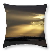 Sunset 0006 Throw Pillow