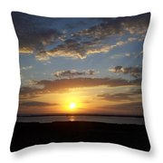 Sunset 0007 Throw Pillow