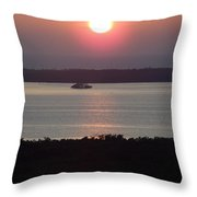 Sunset 0009 Throw Pillow