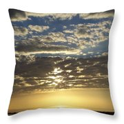 Sunset 0011 Throw Pillow
