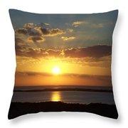 Sunset 0012 Throw Pillow