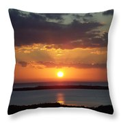 Sunset 0013 Throw Pillow