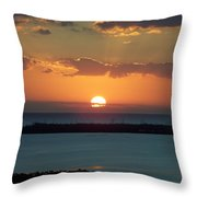 Sunset 0014 Throw Pillow