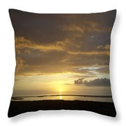 Sunset 0018 Throw Pillow