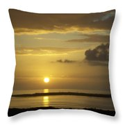Sunset 0019 Throw Pillow