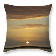 Sunset 0021 Throw Pillow
