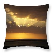 Sunset 0024 Throw Pillow