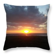 Sunset 0026 Throw Pillow