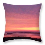Sunset 0029 Throw Pillow